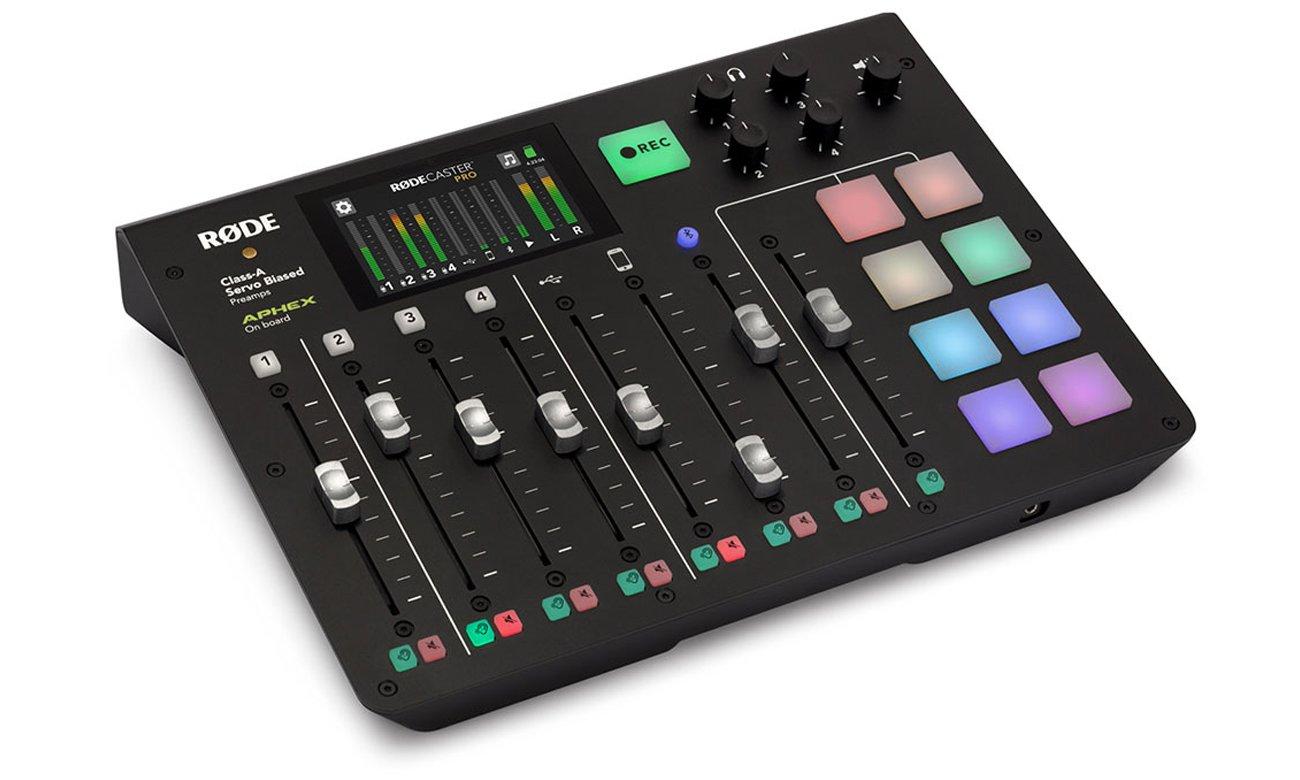 Interfejs audio Rode Caster Pro