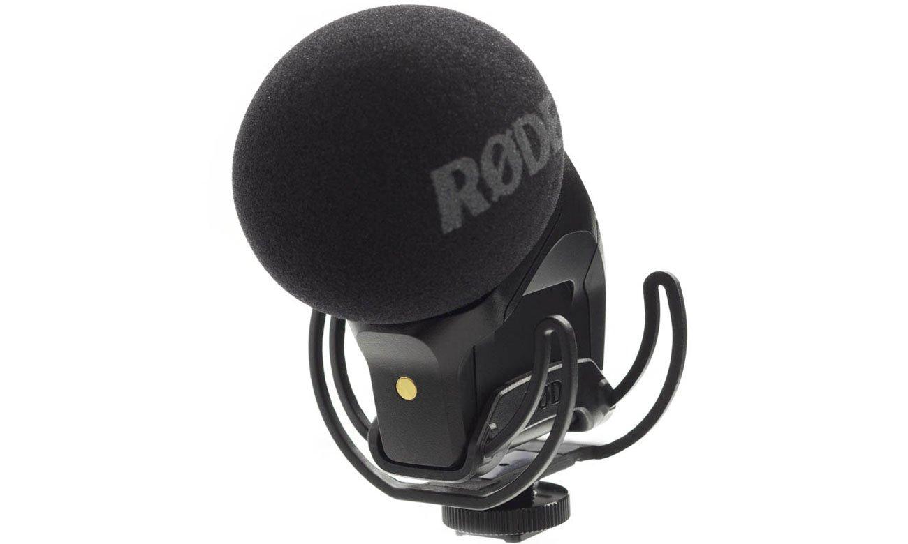 Mikrofon kamerowy Rode Stereo VideoMic Pro Rycote