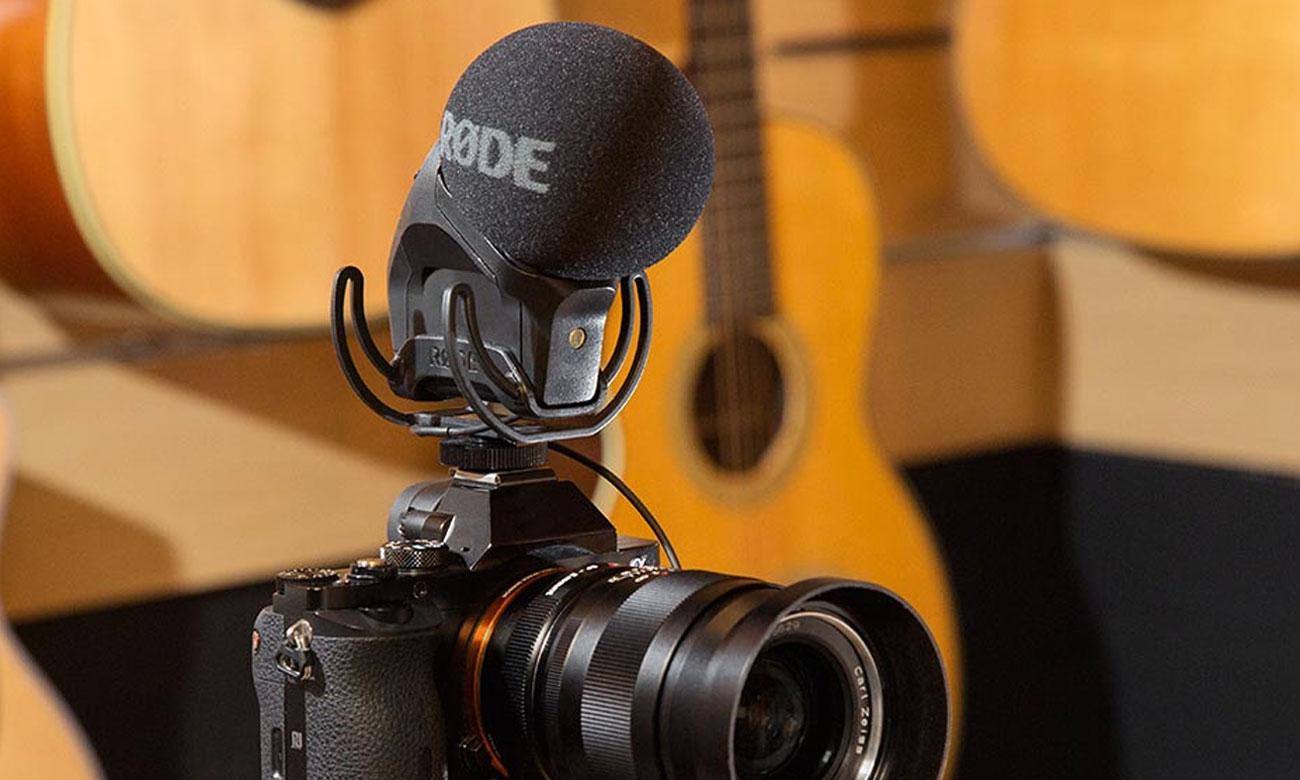Mikrofon do kamer i aparatów Rode Stereo VideoMic Pro Rycote