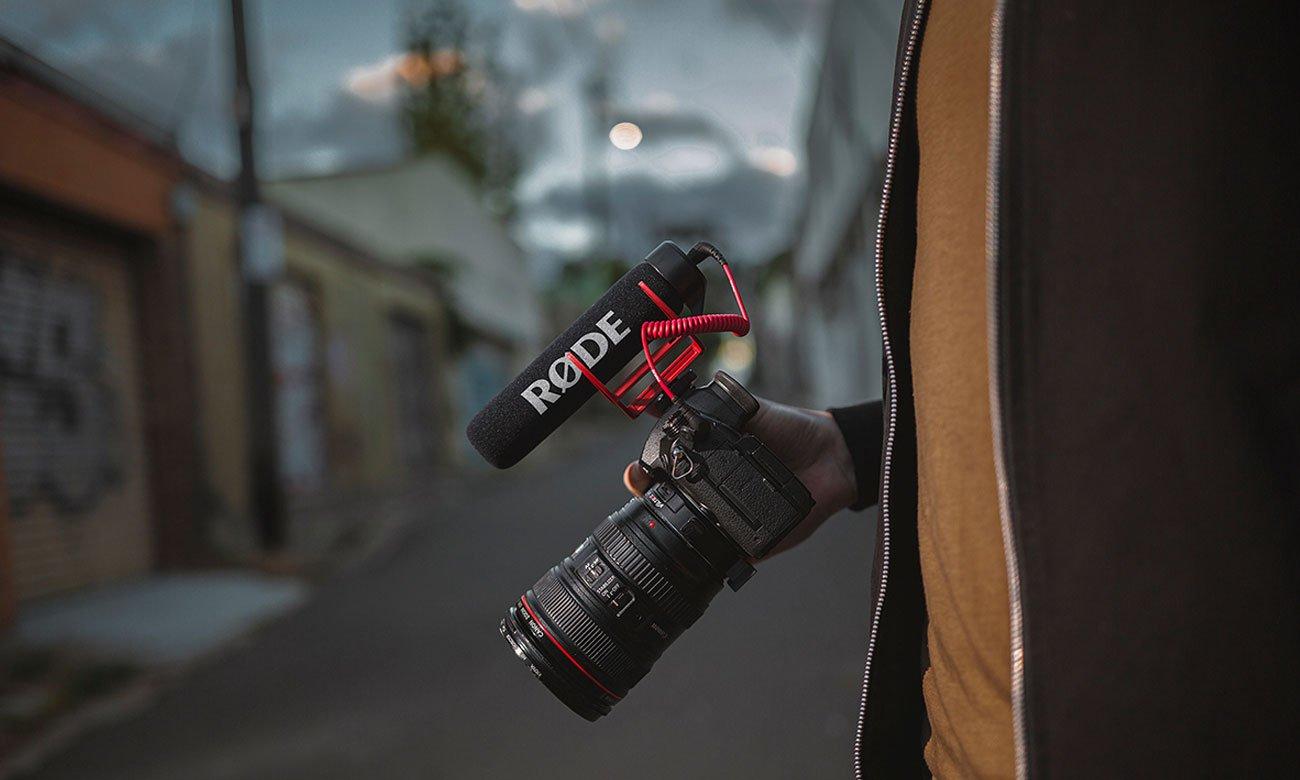 Mikrofon dla kamerzystów Rode VideoMic GO