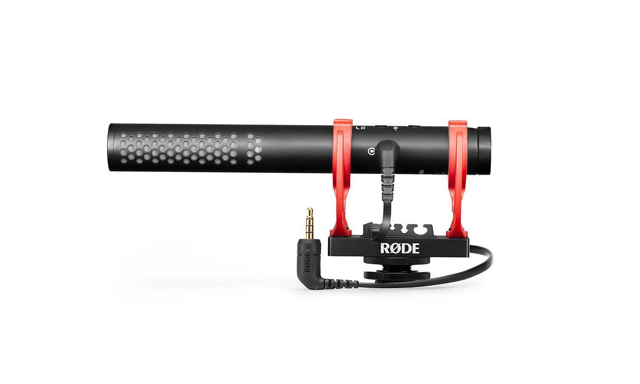 Mikrofon kamerowy, kierunkowy Rode VideoMic NTG