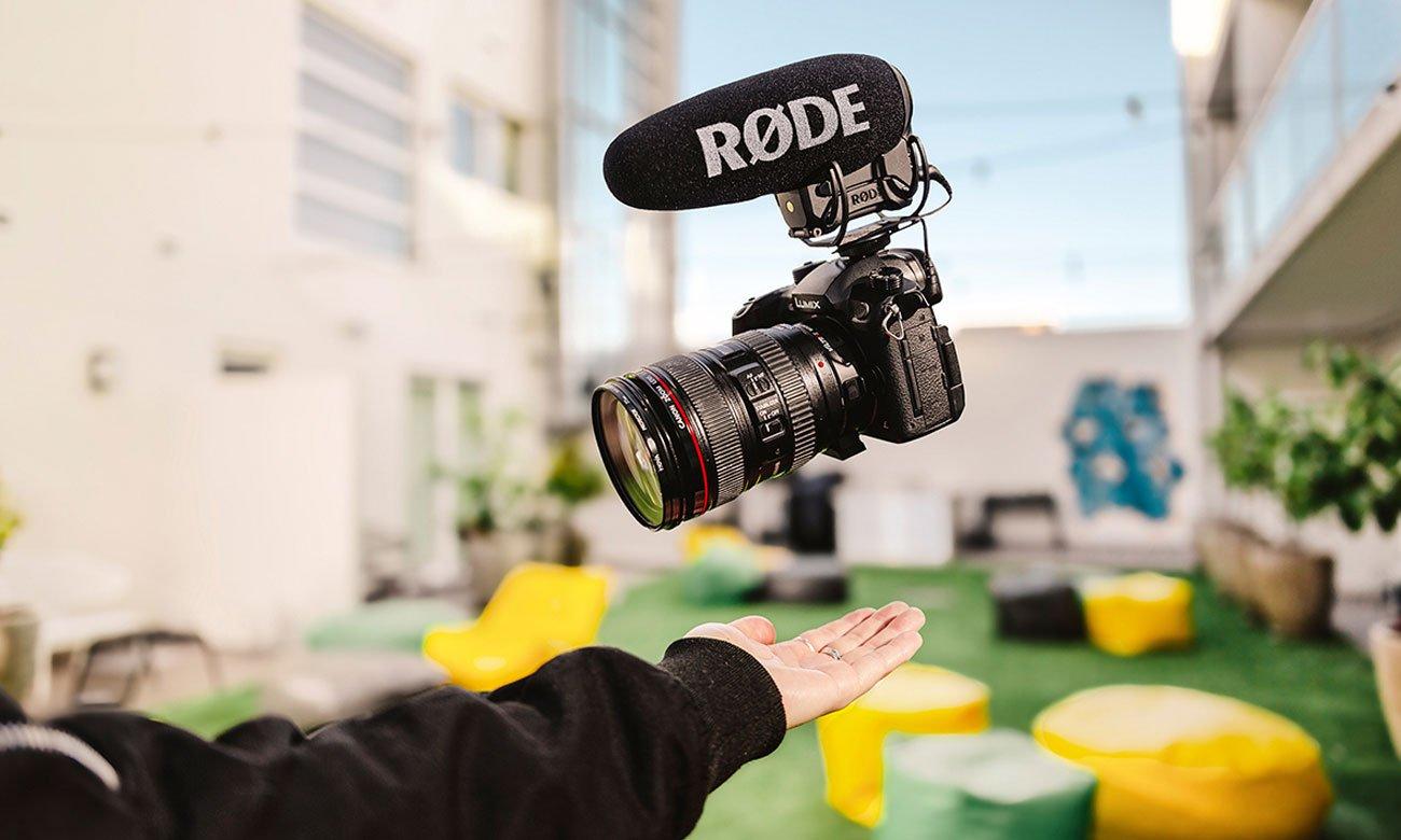 Mikrofon dla kamerzystów Rode VideoMic Pro+