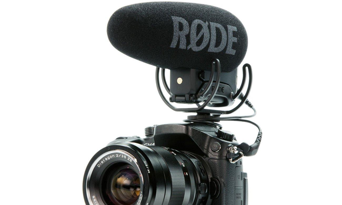 Mikrofon kamerowy, kierunkowy Rode VideoMic Pro+