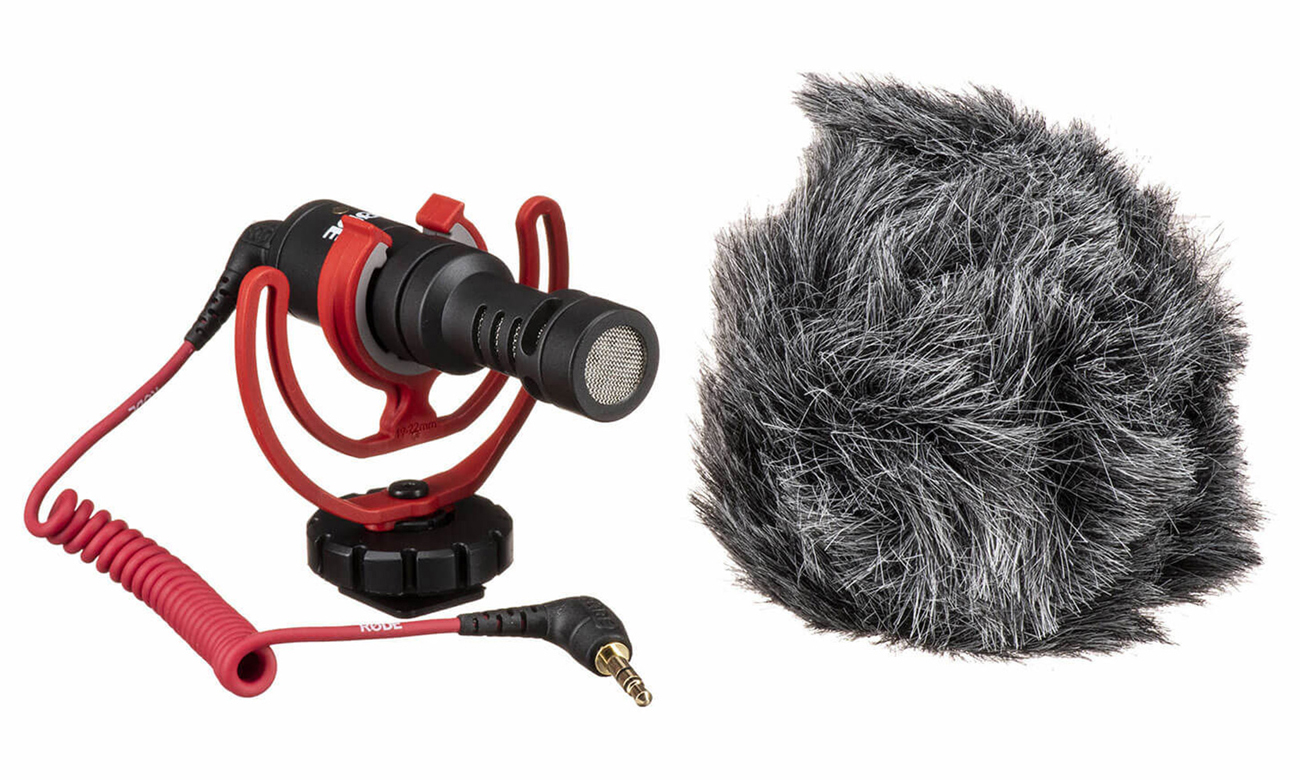 Akcesoria do mikrofonu Rode VideoMicro