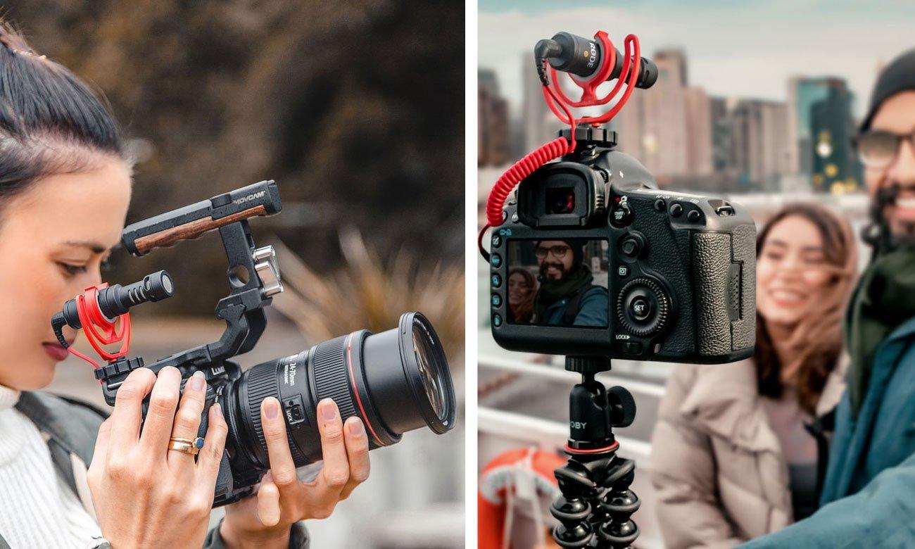 Mikrofon kamerowy, kierunkowy Rode VideoMicro