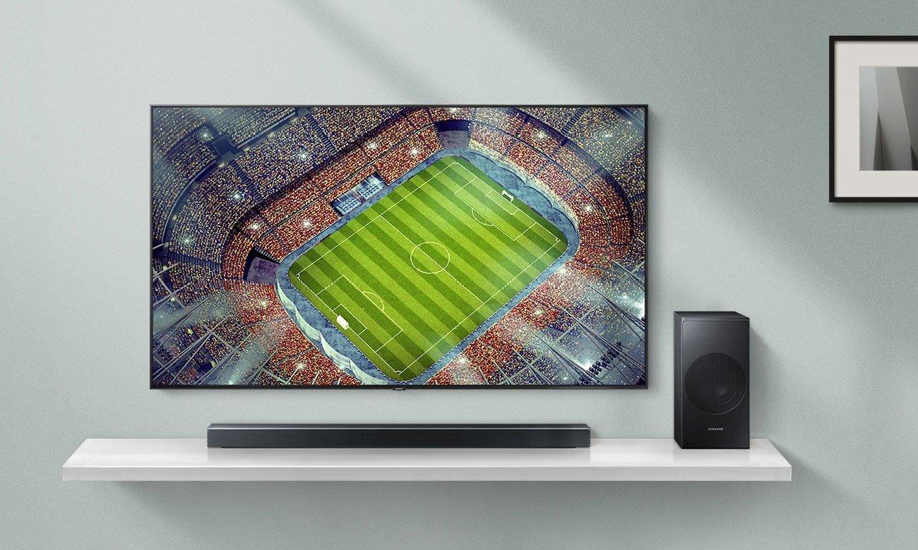 Soundbar 3.1 Samsung HW-N550 czarny