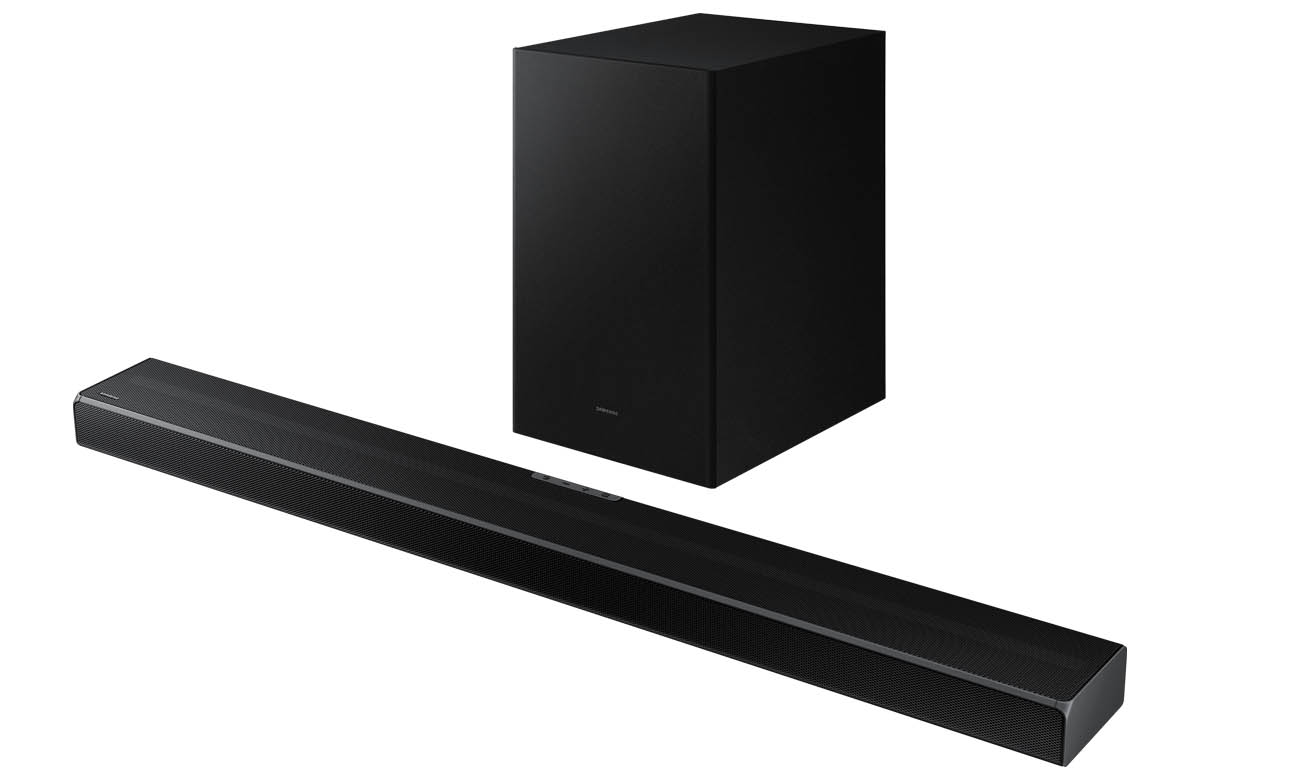 Soundbar Samsung HW-Q600A 3.1.2 ch