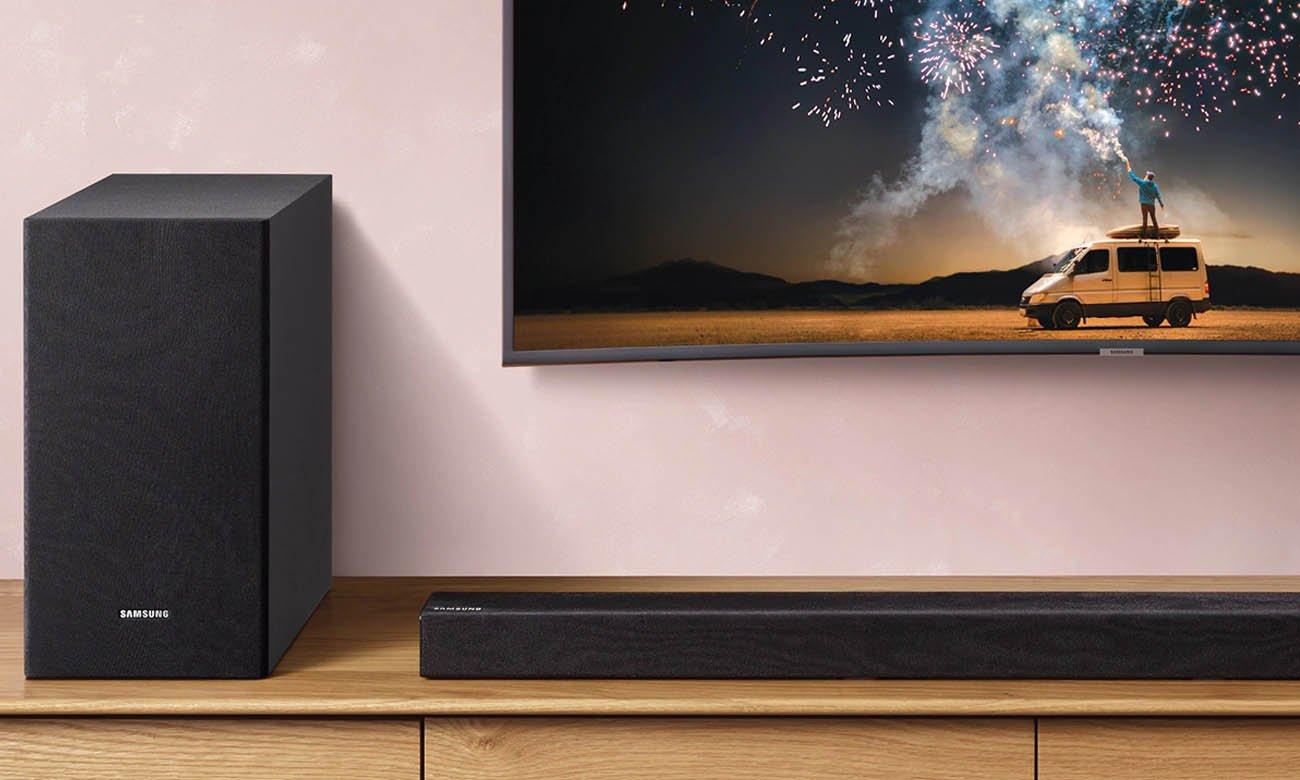 Soundbar Samsung HW-R450 - dźwięk w najlepszym wydaniu