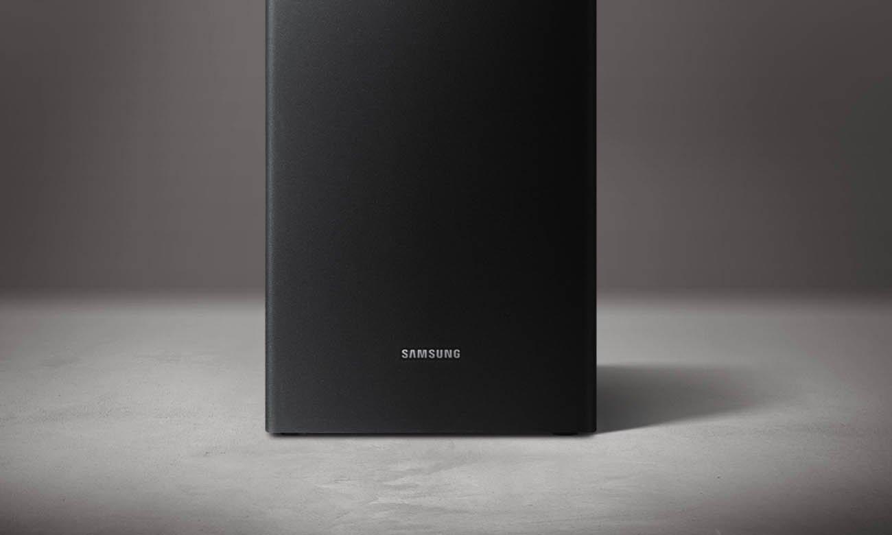 oundbar Samsung HW-R450 z bezprzewodowym subwooferem
