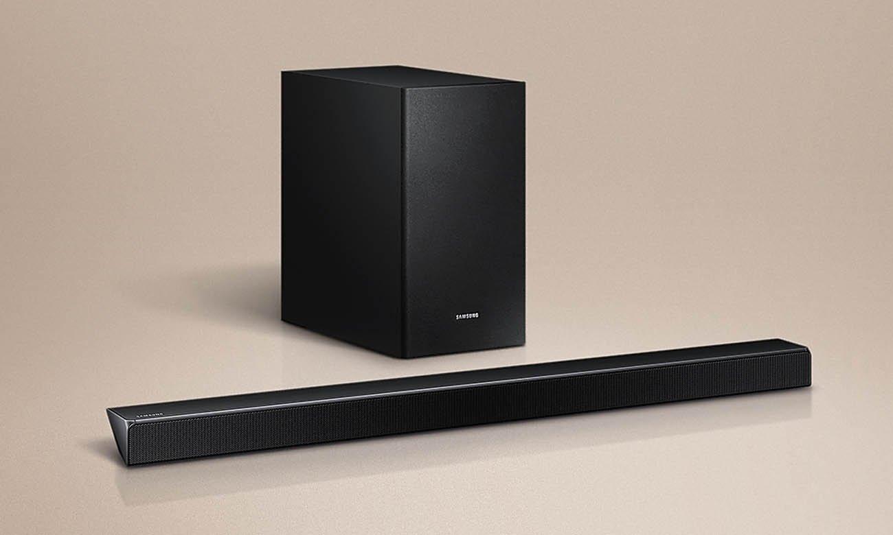 oundbar Samsung HW-R550 - dźwięk w najlepszym wydaniu
