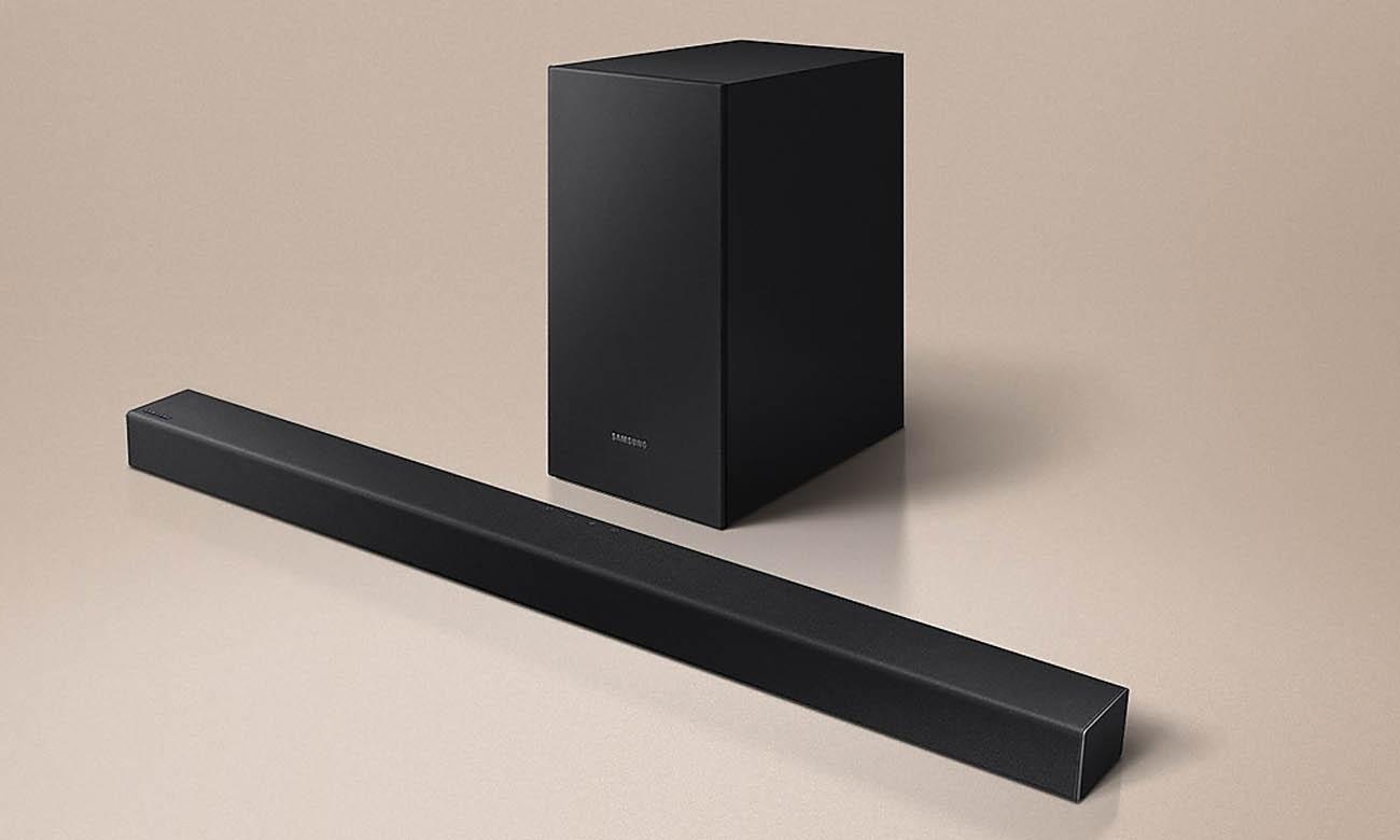 Soundbar Samsung HW-T450 - dźwięk w najlepszym wydaniu