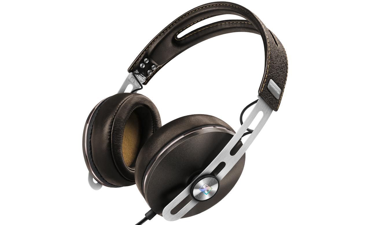 Słuchawki nauszne Sennheiser Momentum M2 AEi brązowe