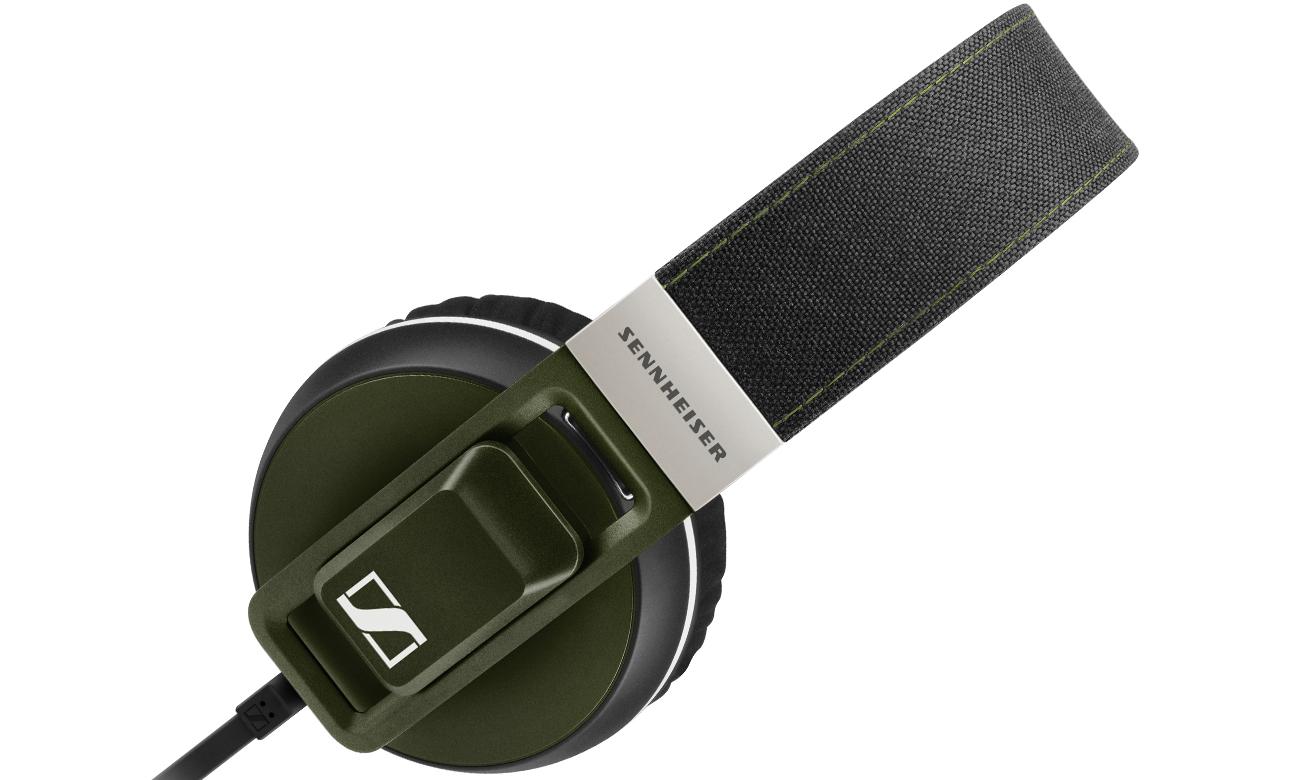 Słuchawki wokółuszne Sennheiser Urbanite XL Olive i