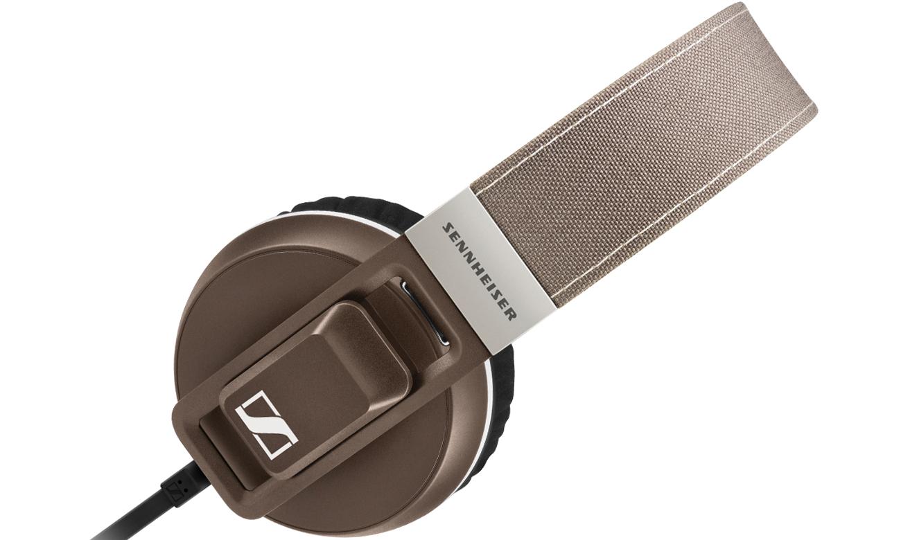 Słuchawki wokółuszne Sennheiser Urbanite XL Sand