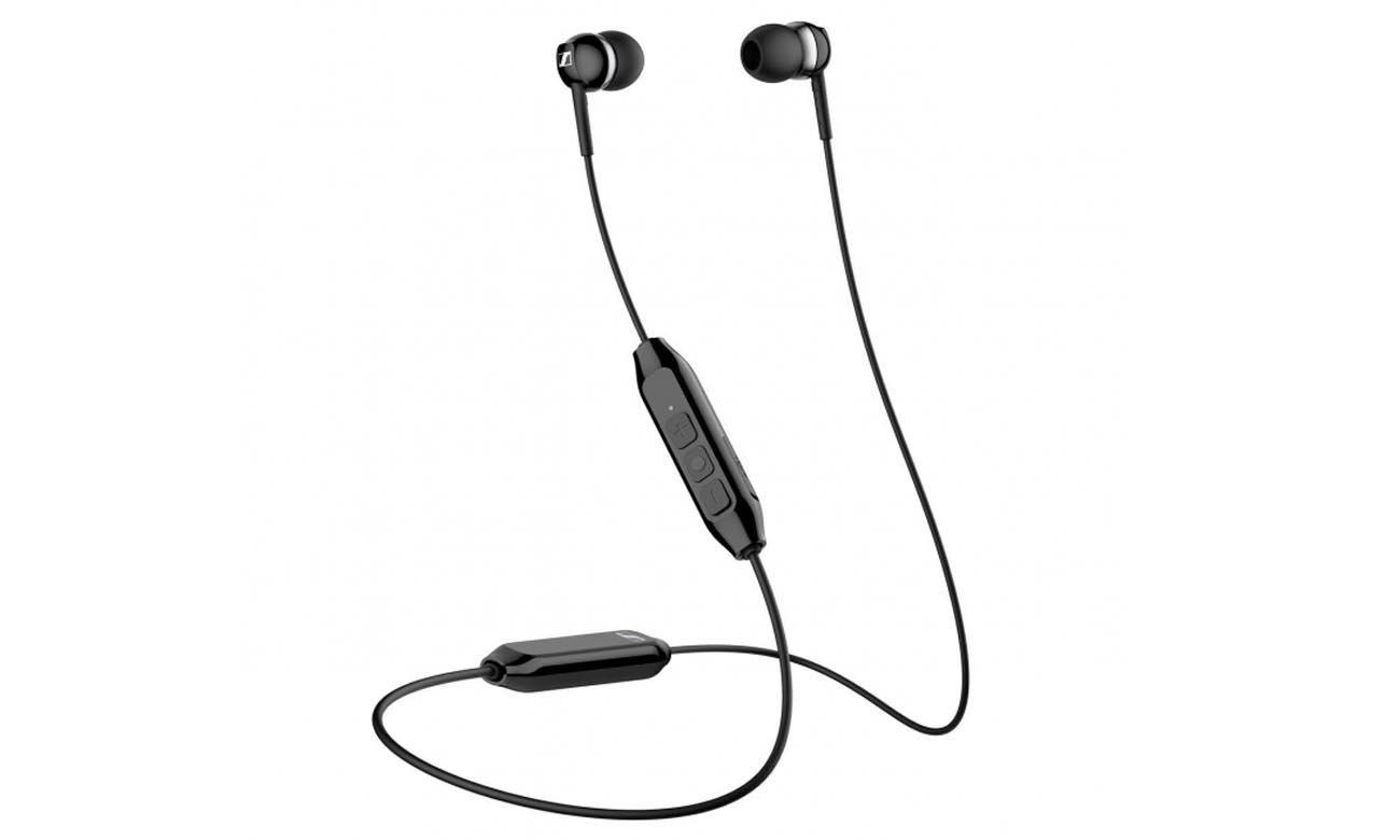 Słuchawki dokanałowe Sennheiser CX 150BT
