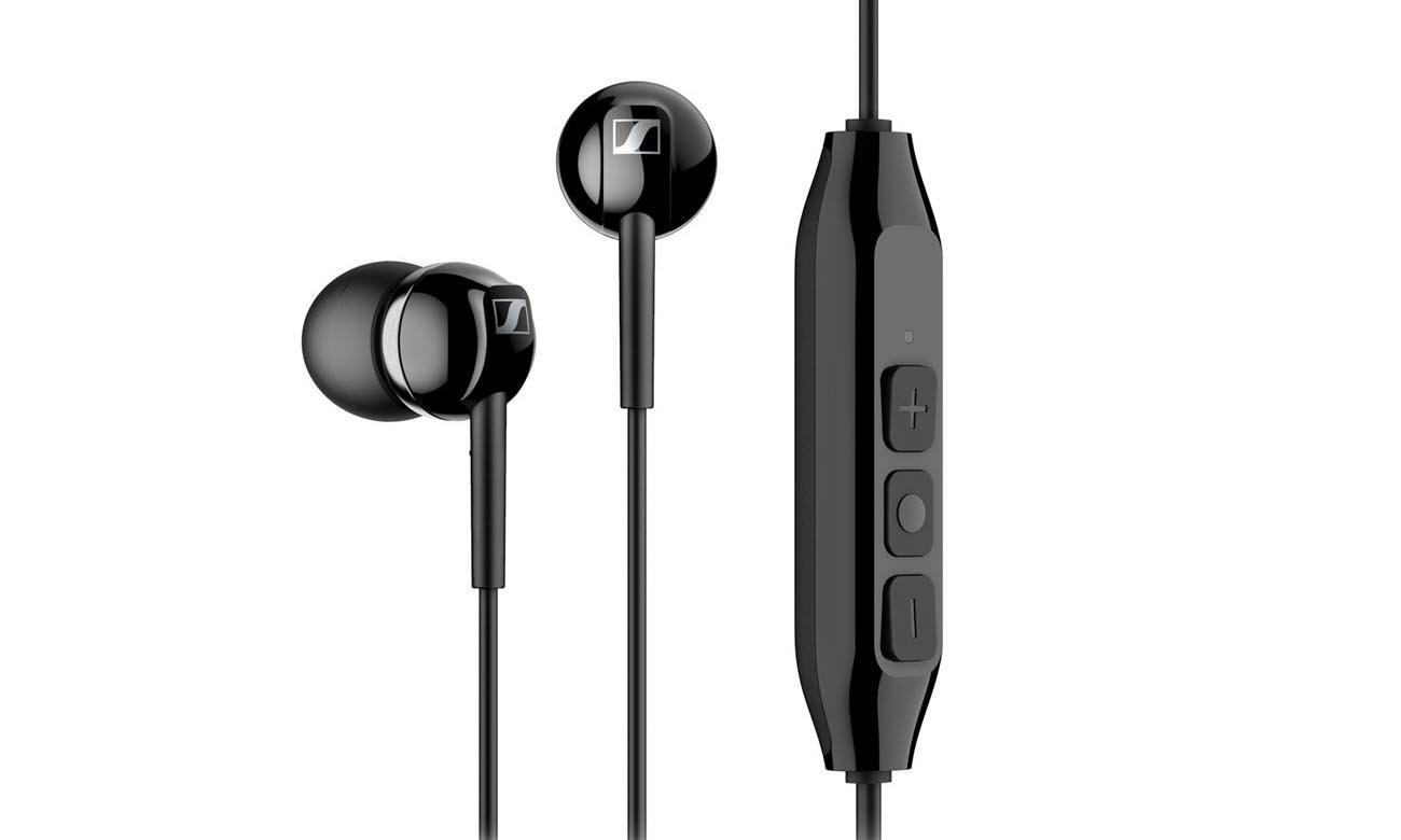 Bluetooth 5.0 w słuchawkach Sennheiser CX 150BT
