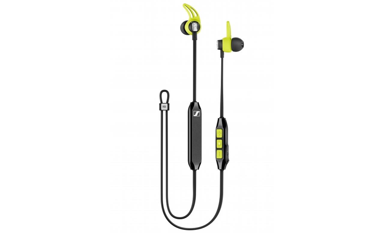 Technologia Bluetooth 4.2 w słuchawkach Sennheiser CX SPORT