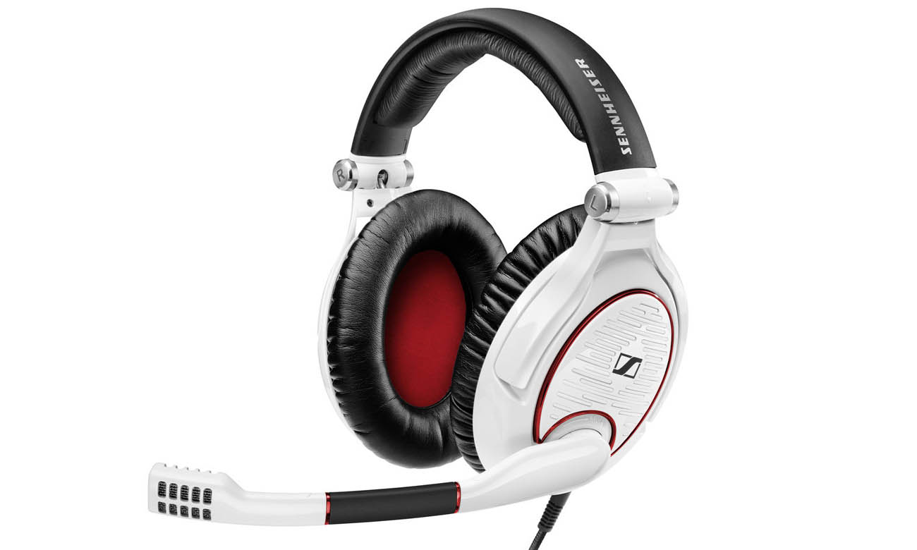 Słuchawki gamingowe Sennheiser G4ME-ZERO Białe