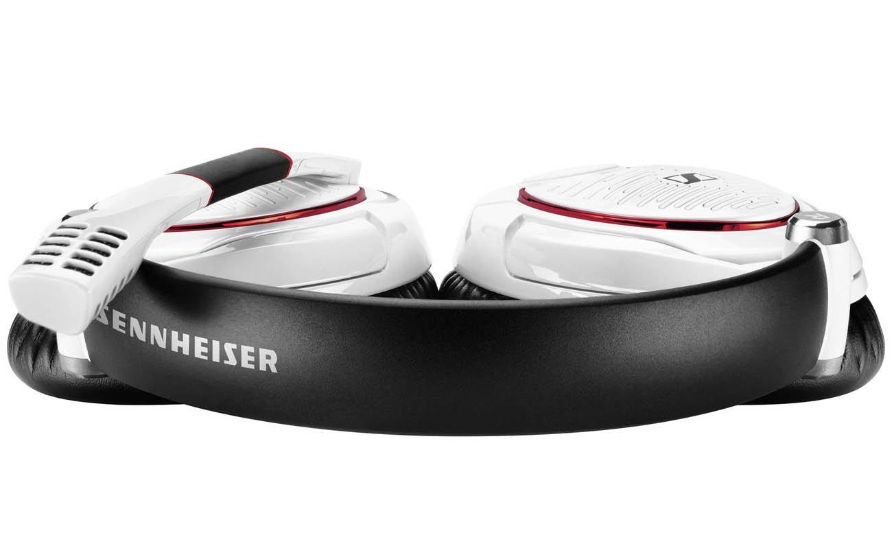 Miękkie i lekkie słuchawki Sennheiser G4ME-ZERO