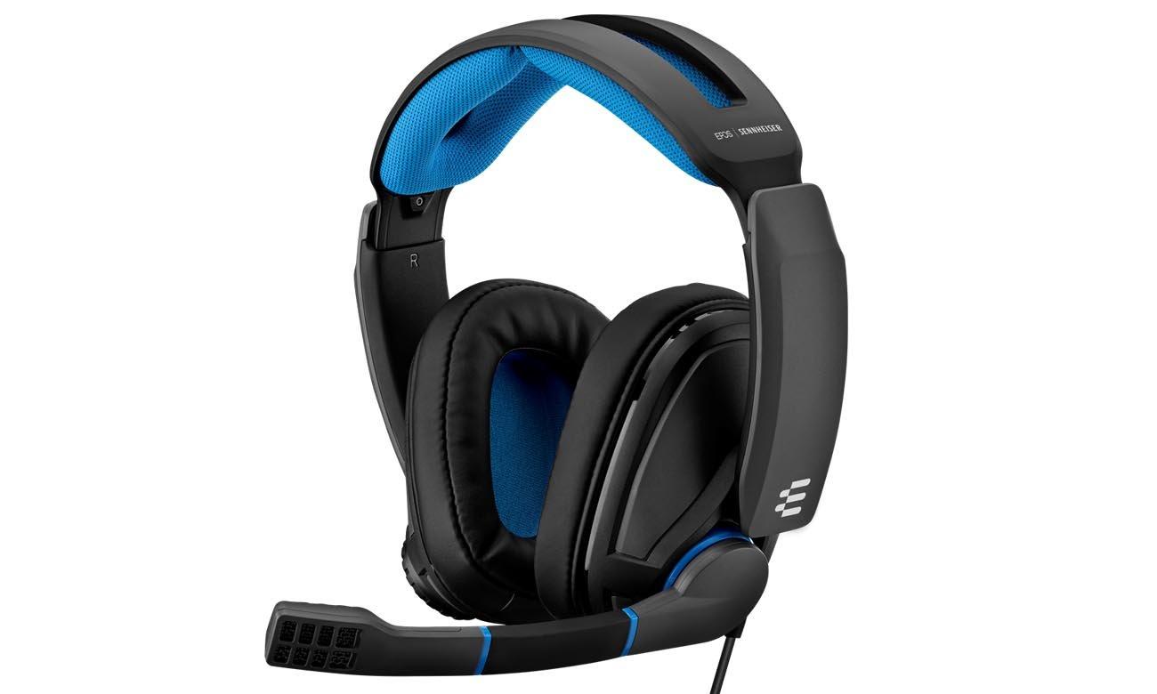 Gamingowy zestaw słuchawkowy Sennheiser GSP 300 niebieski