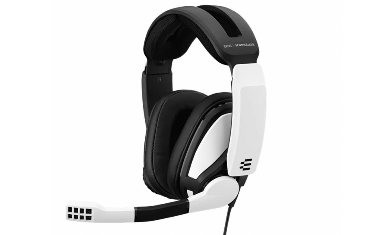 Gamingowy zestaw słuchawkowy Sennheiser GSP 301 biale