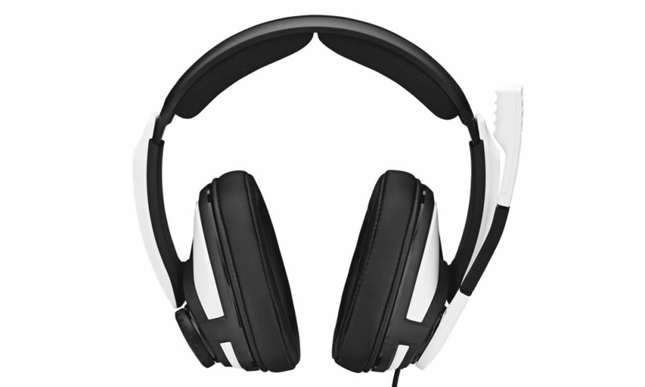 Wygodne słuchawki Sennheiser GSP 301