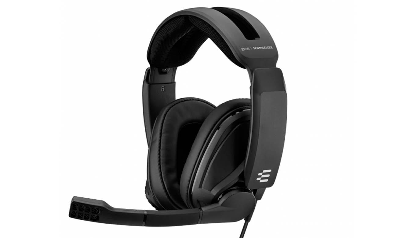 Gamingowy zestaw słuchawkowy Sennheiser GSP 302 czarne
