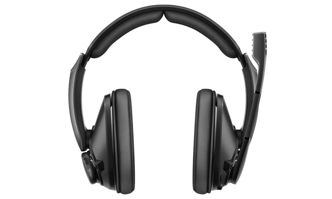 Komfortowe słuchawki gamingowe Sennheiser GSP 370