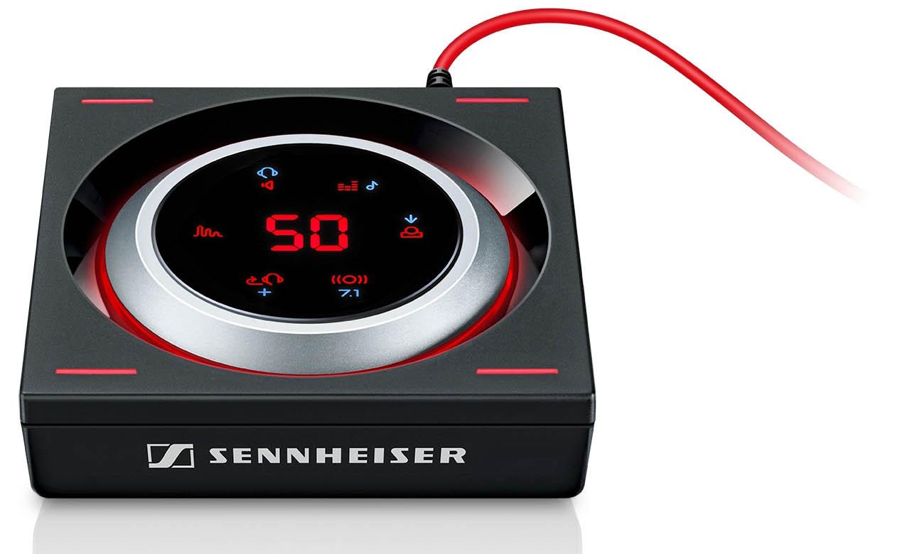 Wzmacniacz słuchawkowy Sennheiser GSX 1200 PRO