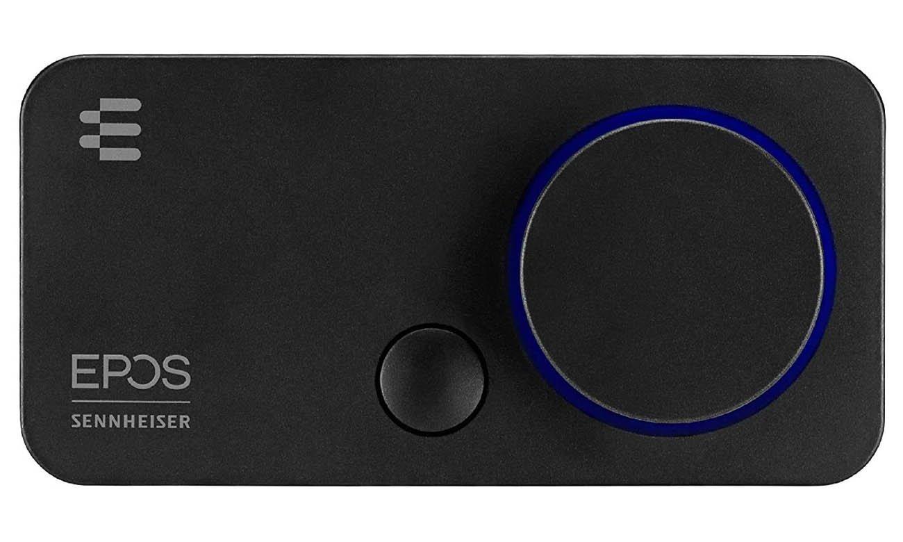 Karta dźwiękowa Sennheiser GSX 300 czarna