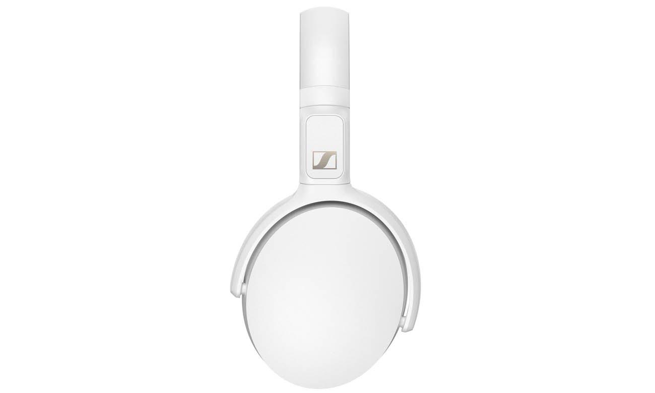 Słuchawki bezprzewodowe Sennheiser HD 350BT wyposażone w Bluetooth 5.0