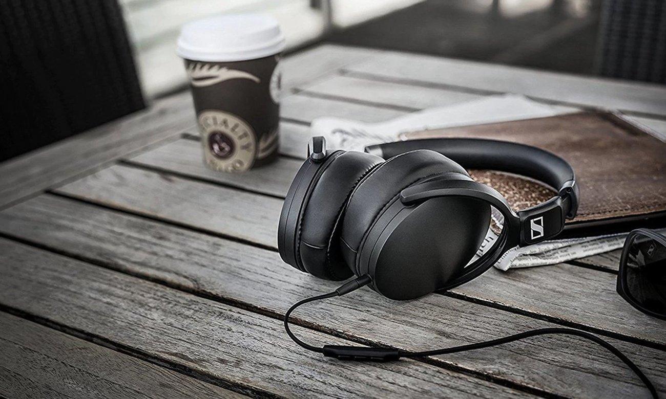 Słuchawki z mikrofonem do Apple Sennheiser HD 4.30i