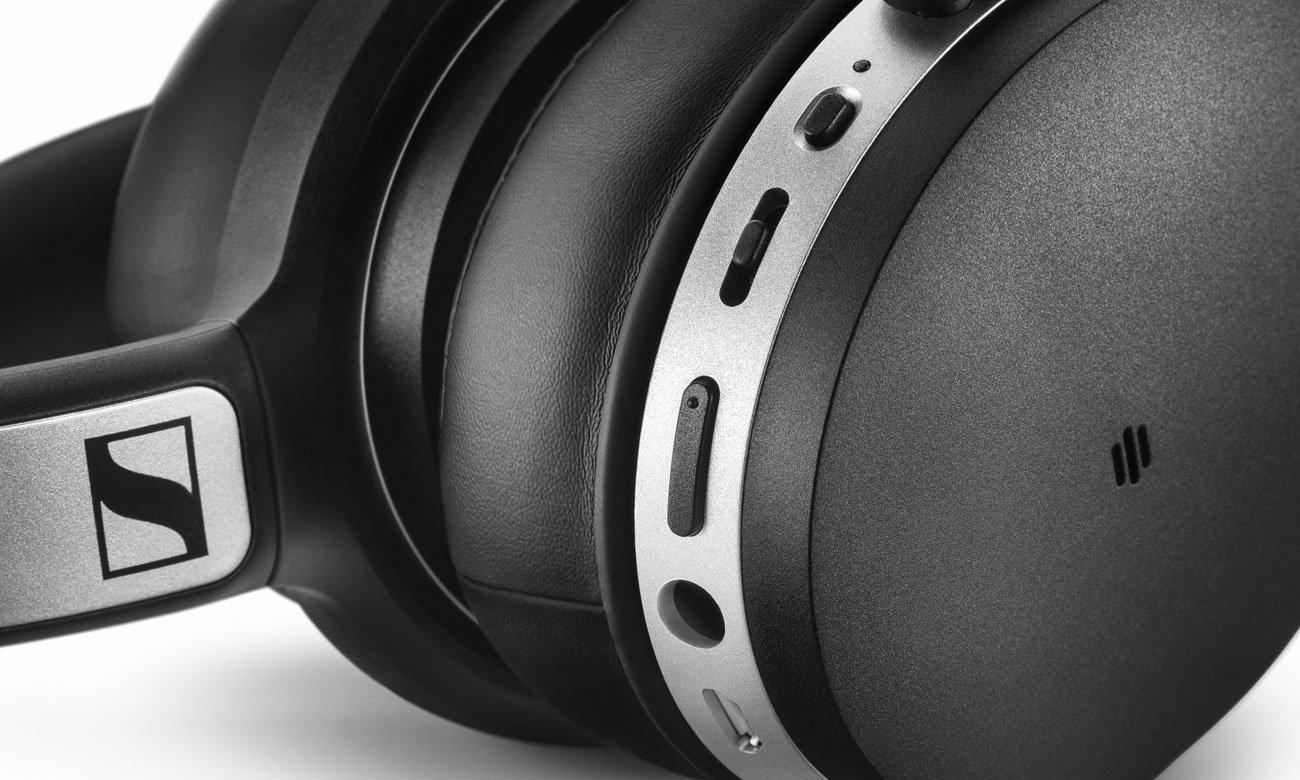 Słuchawki z aktywną redukcją szumów Sennheiser HD 4.50 BTNC