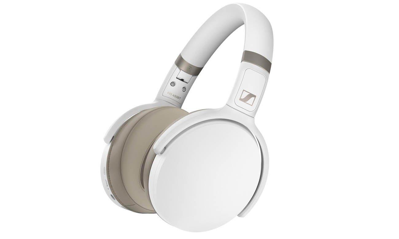 Słuchawki bezprzewodowe Sennheiser HD 450BT ANC czarne