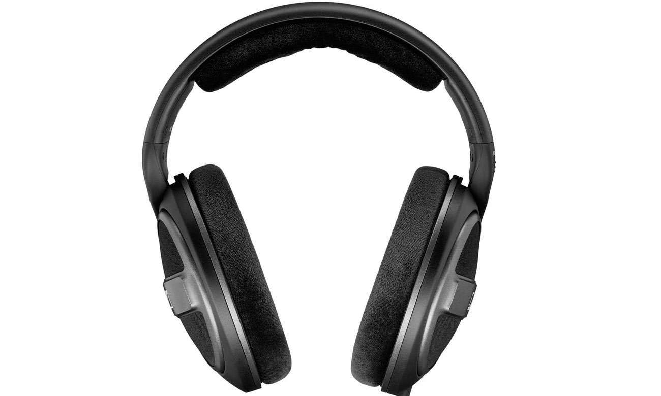 Otwarte słuchawki Sennheiser HD 559 do domowego sprzętu audio
