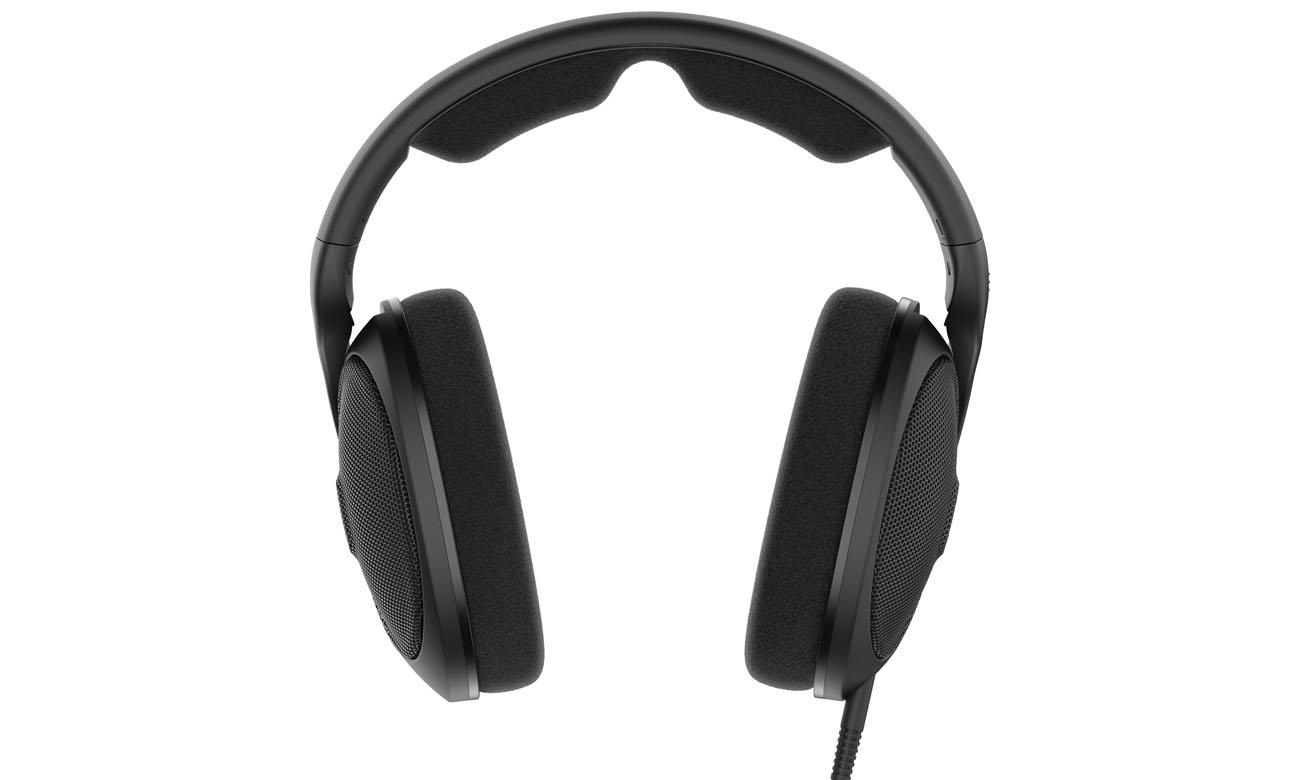 Wygodne i lekkie słuchawki wokółuszne Sennheiser HD 560S