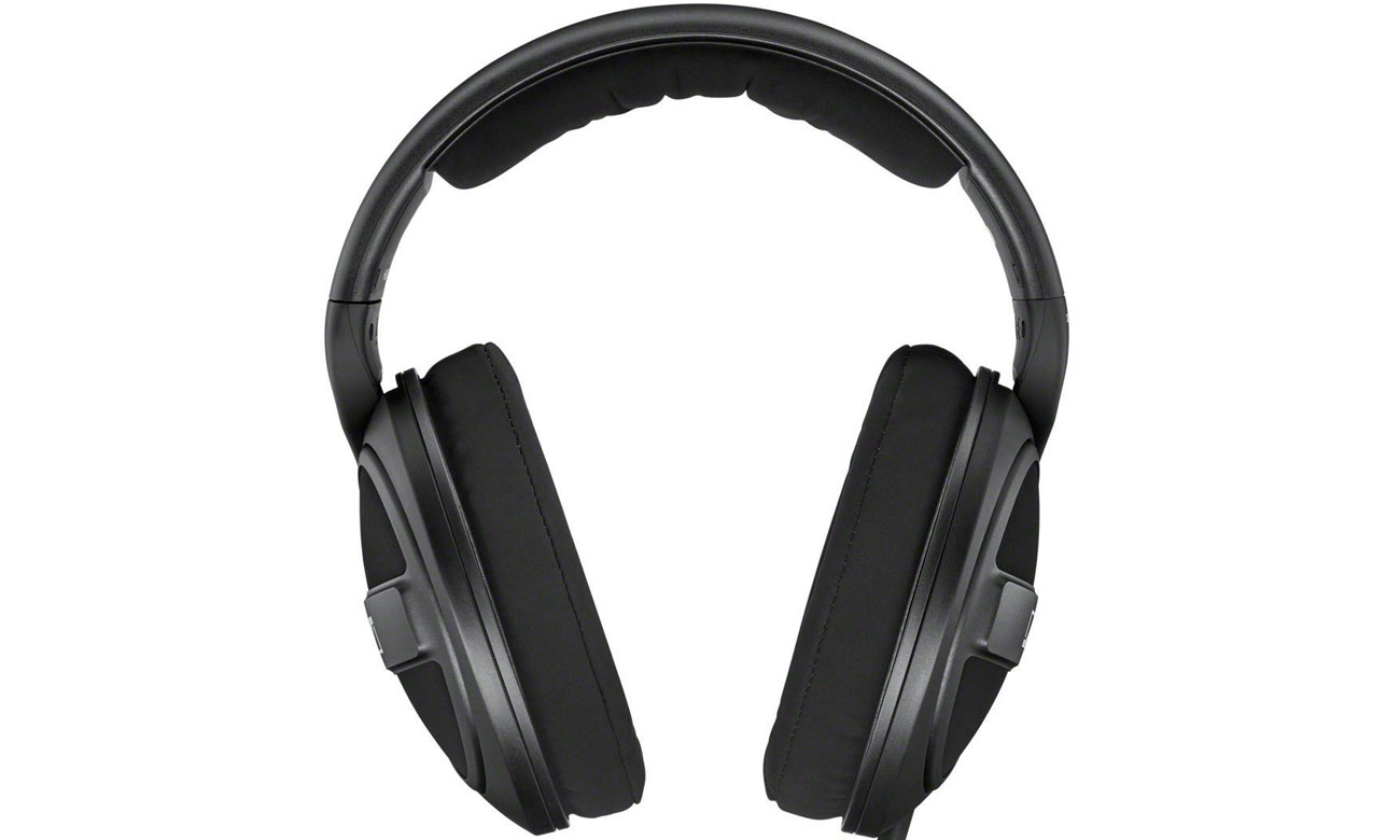 Zamknięte słuchawki z mikrofonem Sennheiser HD 569