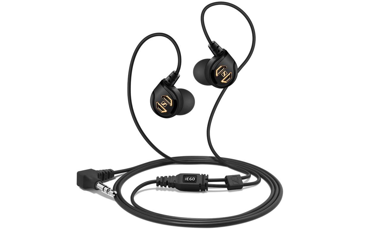 Słuchawki dokanałowe Sennheiser IE 60