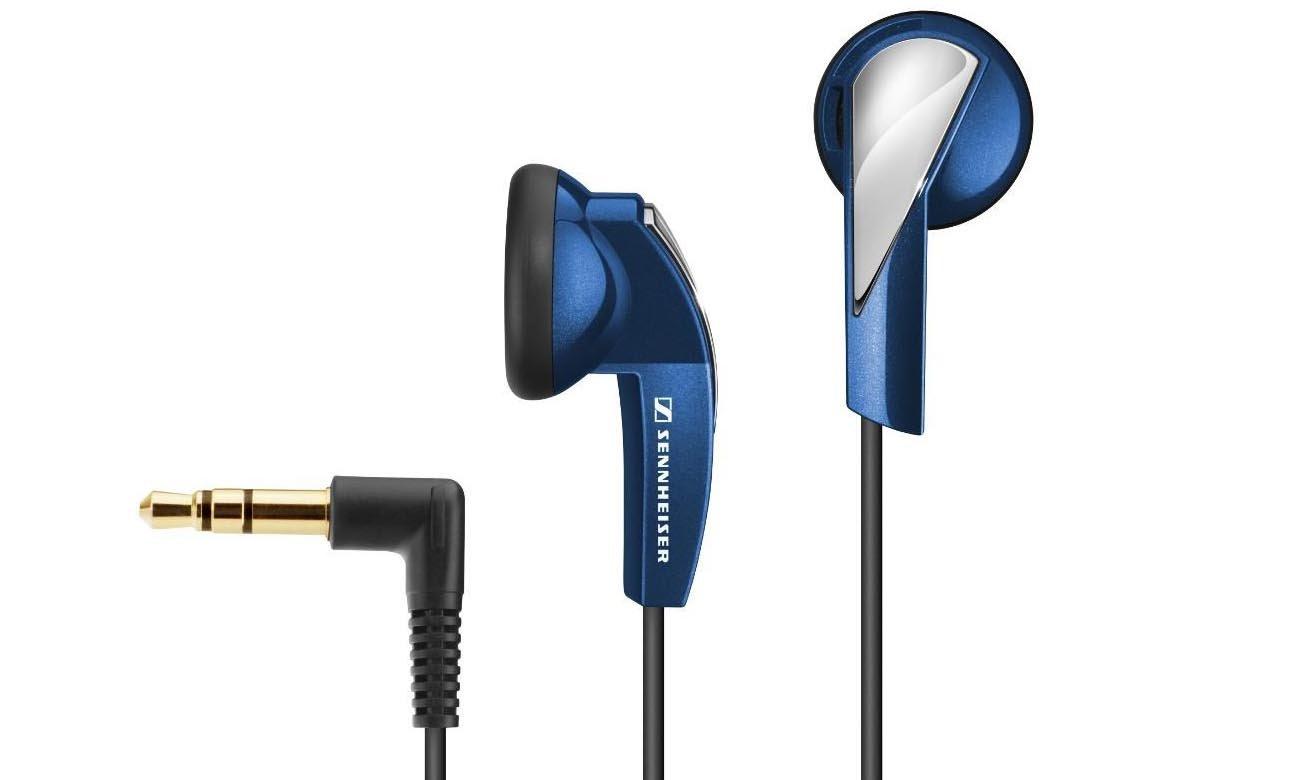 Słuchawki douszne Sennheiser MX 365 Niebieskie Blue