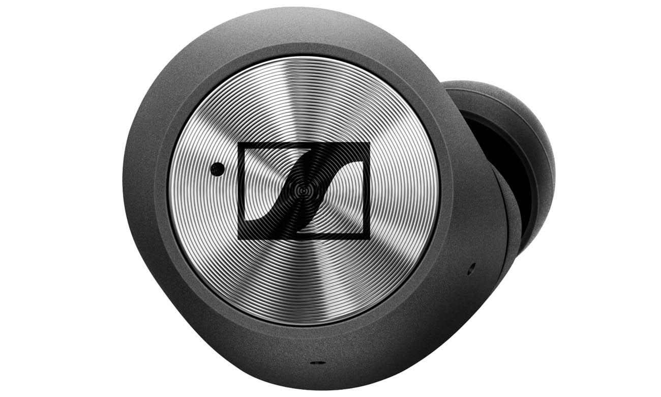 Słuchawki Sennheiser Momentum True Wireless z panelem dotykowym