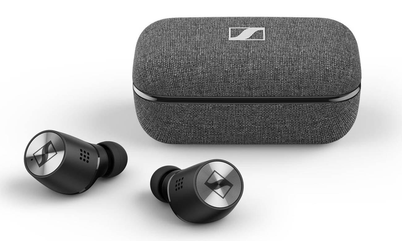 Słuchawki bezprzewodowe Sennheiser Momentum True Wireless 2 czarne
