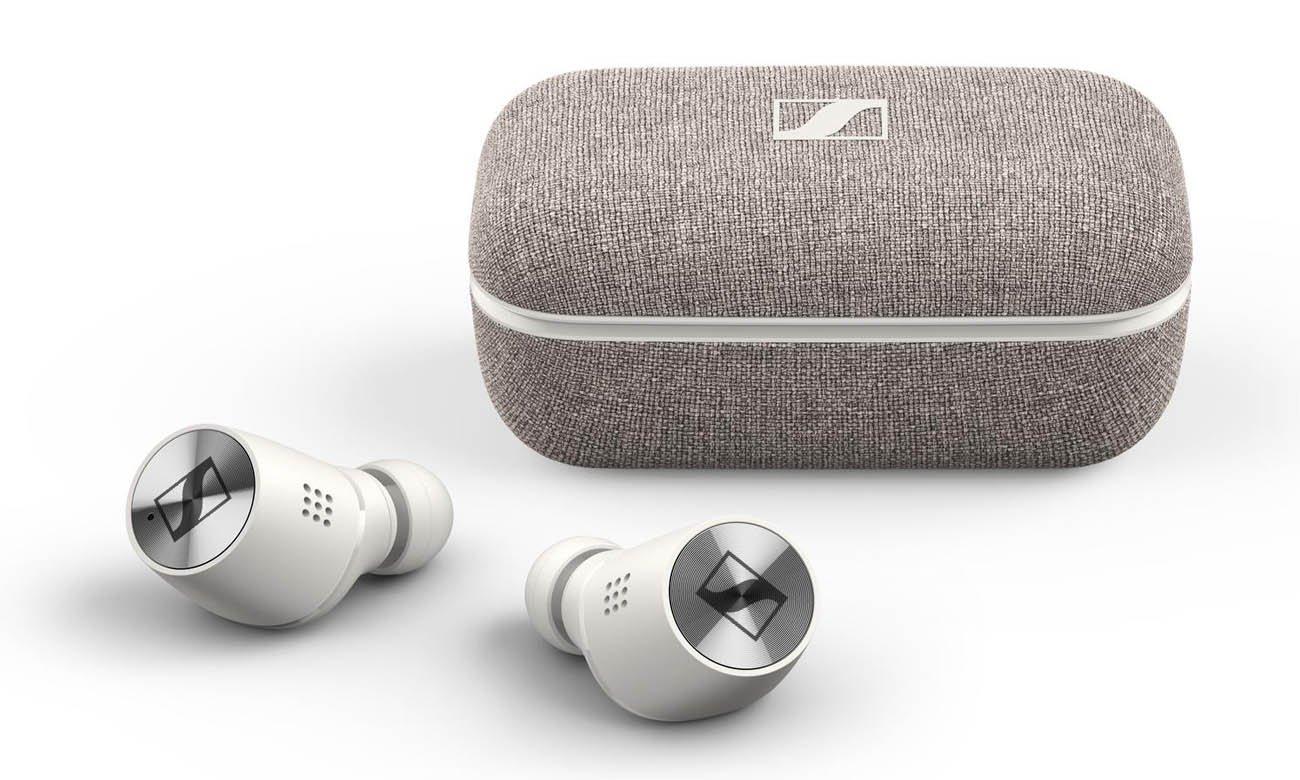 Słuchawki bezprzewodowe Sennheiser Momentum True Wireless 2 białe