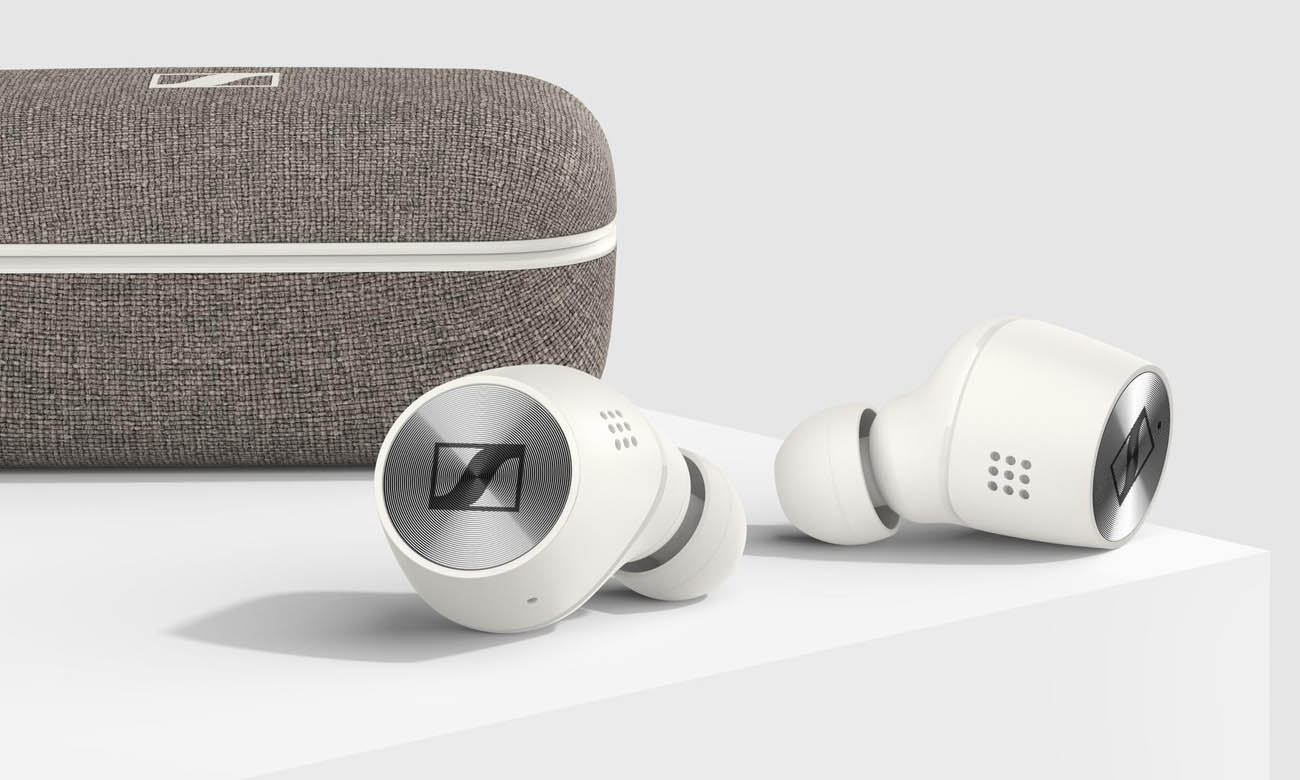 Słuchawki Sennheiser Momentum True Wireless 2