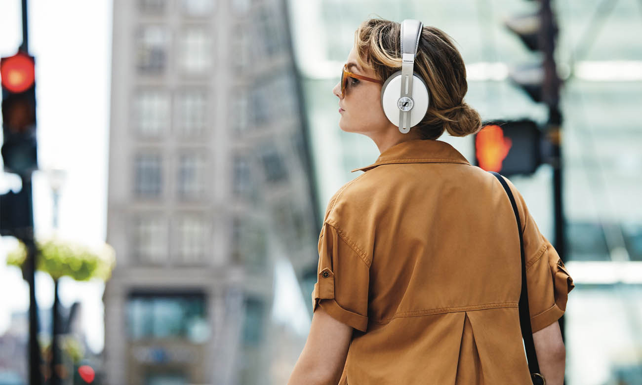 Słuchawki bezprzewodowe Sennheiser Momentum Wireless M3 White