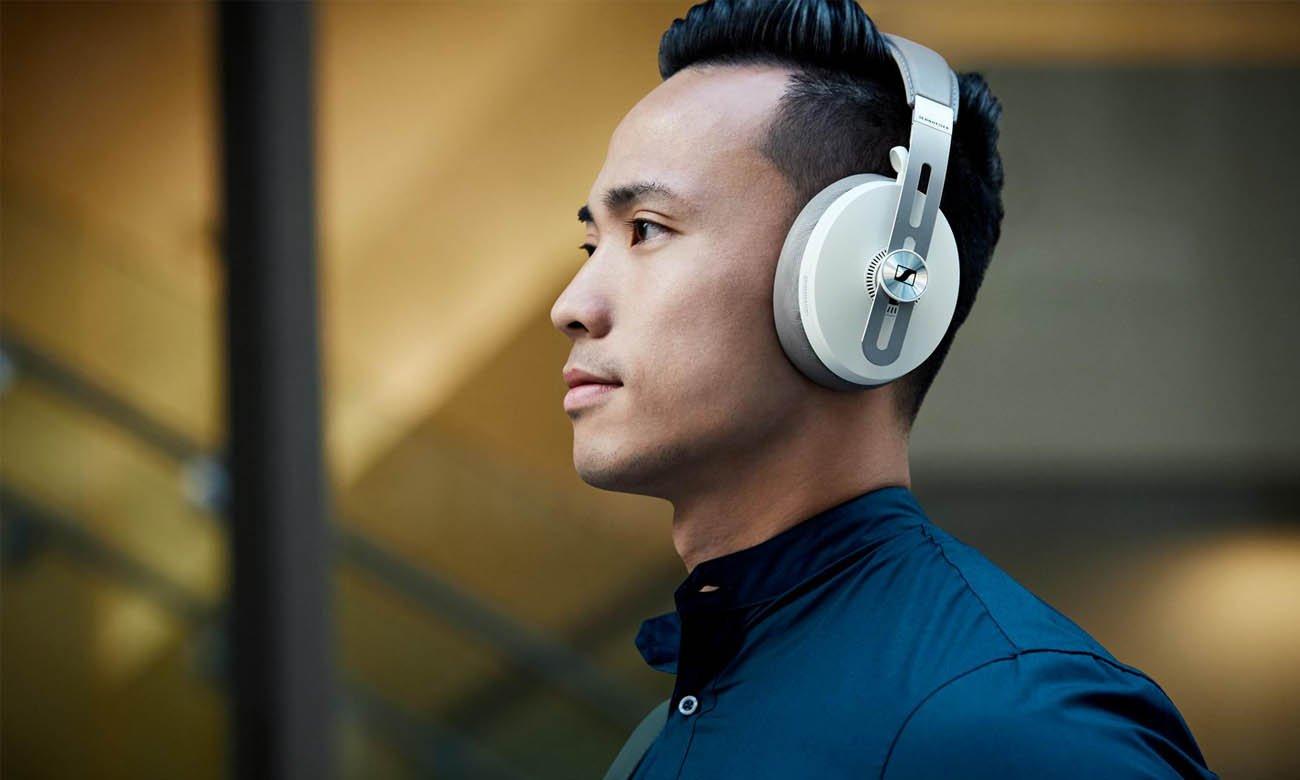 Słuchawki bezprzewodowe wokółuszne Sennheiser Momentum Wireless M3