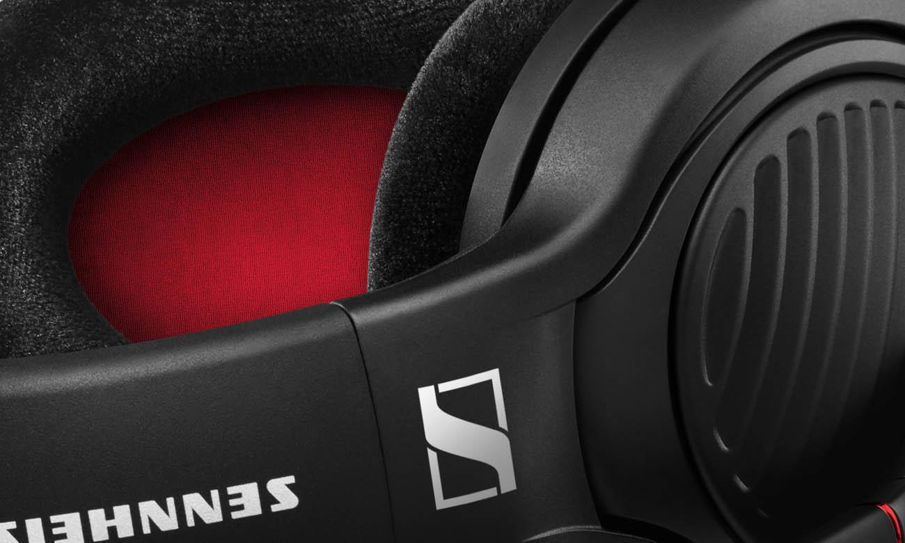 Wygodne słuchawki gamingowe Sennheiser PC 373D