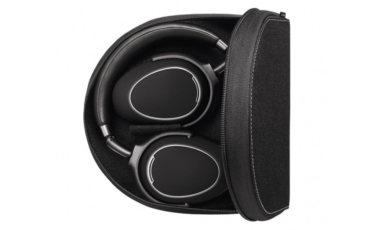 Lekka, wygodna kontrukcja oraz futerał słuchawki Sennheiser PXC480