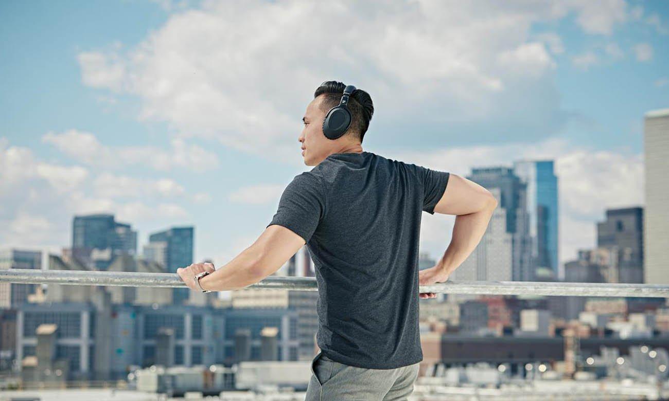 Doskonała jakość brzmienia słuchawek Sennheiser PXC 550 II