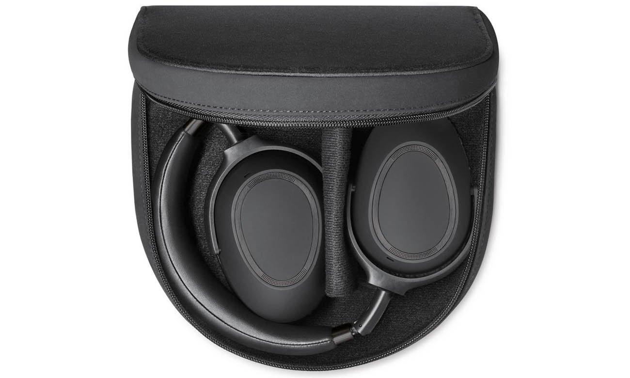 Lekka, wygodna kontrukcja oraz futerał słuchawki Sennheiser PXC 550 II
