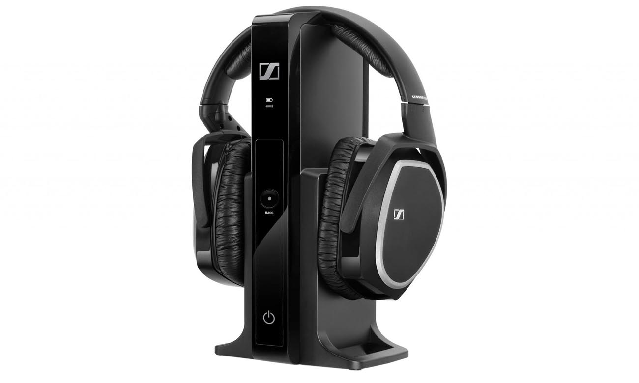 Słuchawki bezprzewodowe Sennheiser RS 165